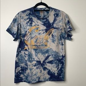Vintage Tie Dye CAL T-shirt
